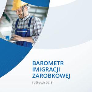 """Personnel Service """"Barometr Imigracji Zarobkowej"""" - Raport"""